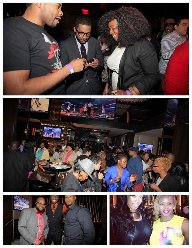 Black Enterprise Black Blogger Month: Launch Party at Club 40/40