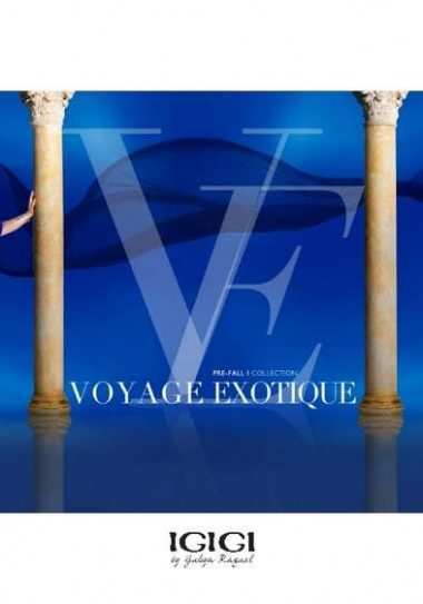 Plus Size Designer Igigi Pre Fall: Voyage Exotique