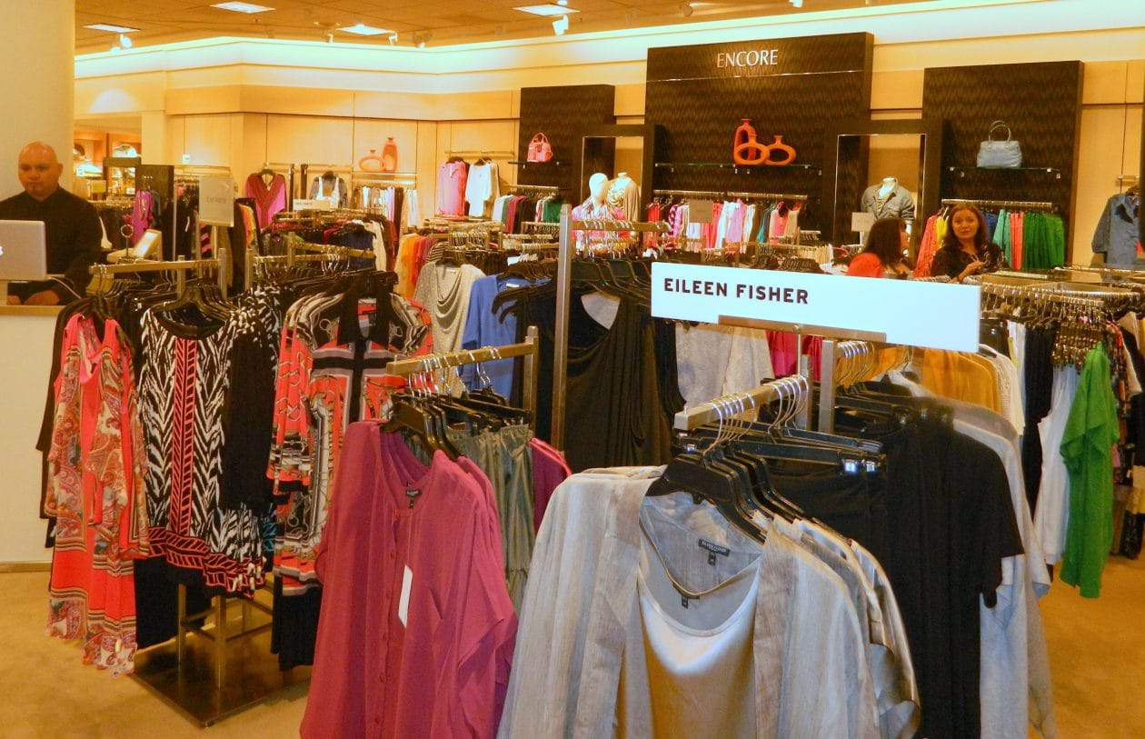 The Curvy Fashionista Hosts Nordstrom Encore Fall Preview