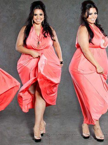 Plus SIze Model Rosie Mercado beyond a size 3X