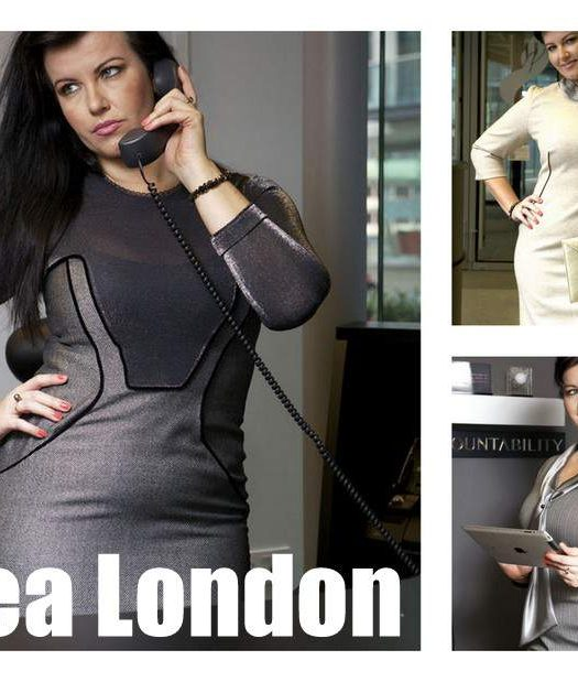 A Tailored Approach to Plus Size Fashion: Introducing Dea London