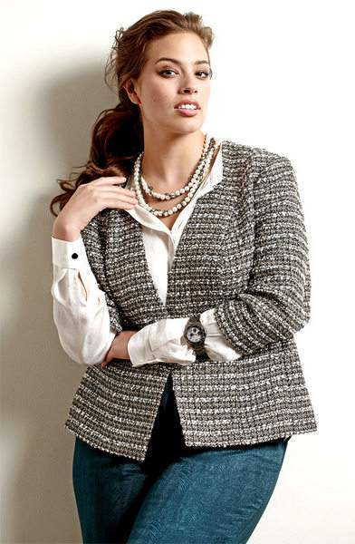 Sejour Tweed Jacket