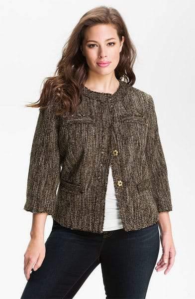Michael Michael Kors Tweed Jacket