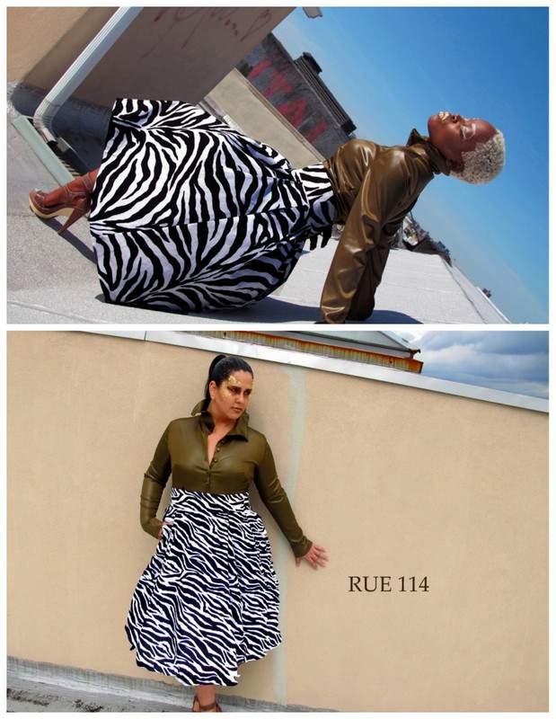 Rue 114 Fall 2012: Afua (Friday)