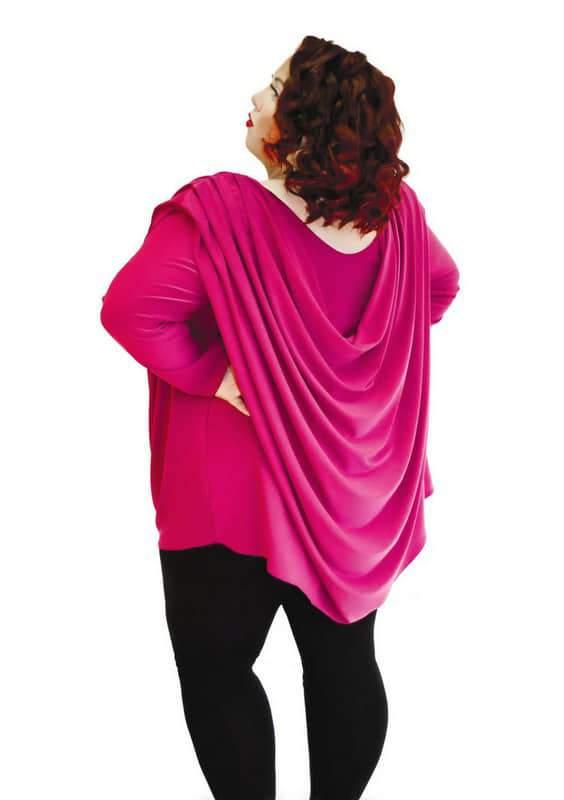 Plus Size Designer Syreeta Badu