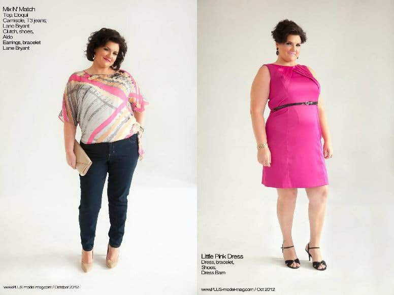 Plus Model Magazine Loving Your Body Issue