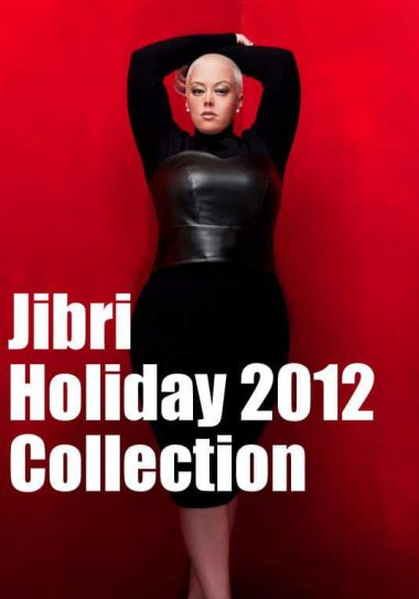 JIBRI Plus Size Holiday 2012 Collection