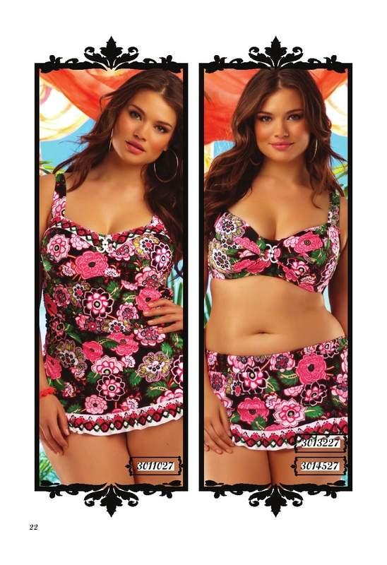 Becca Etc Plus Size Swimwear