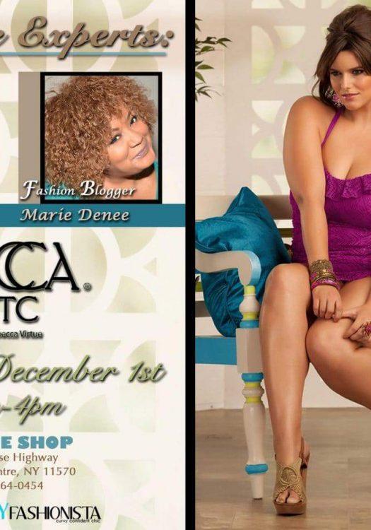 Becca ETC and The Curvy Fashionista