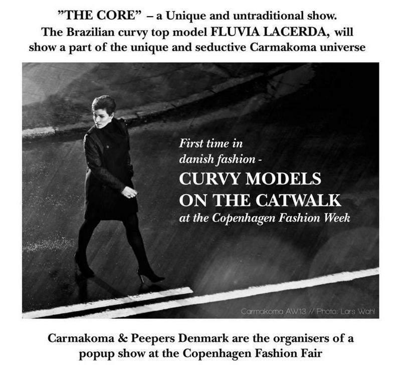 CarmaKoma Fall 2013 Fashion Show and Look book