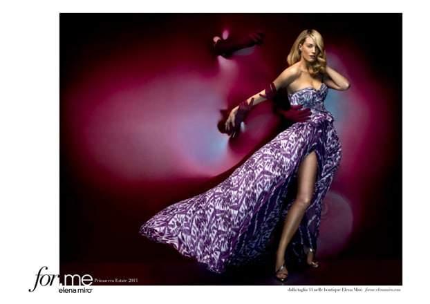 Elena Miro For.Me Spring 13 Campaign