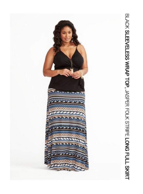 Rachel Pally White Label Plus Size Spring 2013