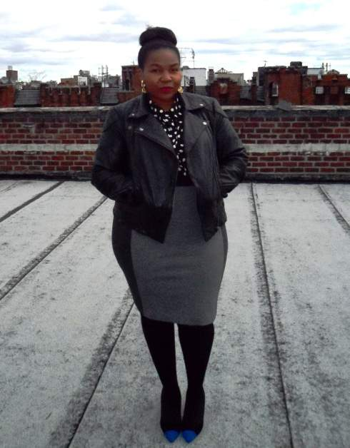 Plus Size Blogger The Curve and the Line