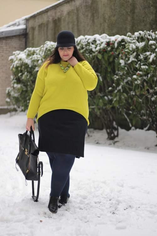 Plus Size Blogger Stephanie Zwicky