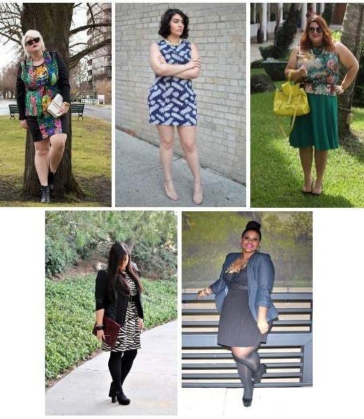 Five Plus Size Looks We Love