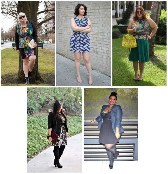 Five Plus Size Looks We Love- FASHION Friday