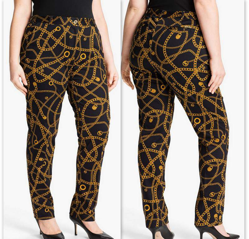 Michael Michael Kors Chain Pants in Plus