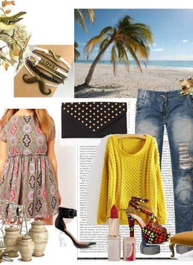 Resort Plus size Fashion Ideas