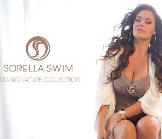 First Look: Plus Size Designer Sorella Swim 2013