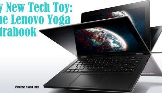Lenovo Yoga Blogger Review