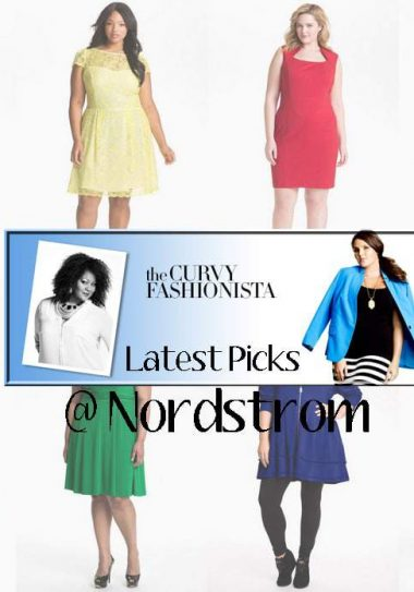 My Plus Size Picks at Nordstrom