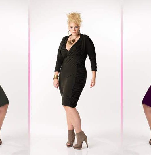 Plus Size Designer Big Girls United