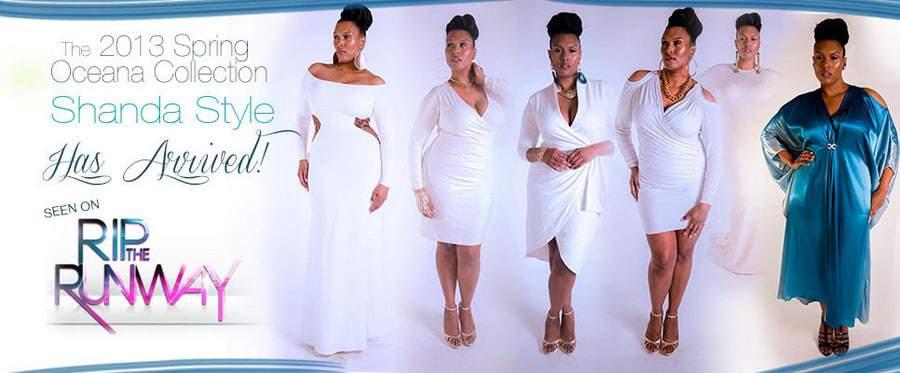 Plus Size Designer Shanda Fr