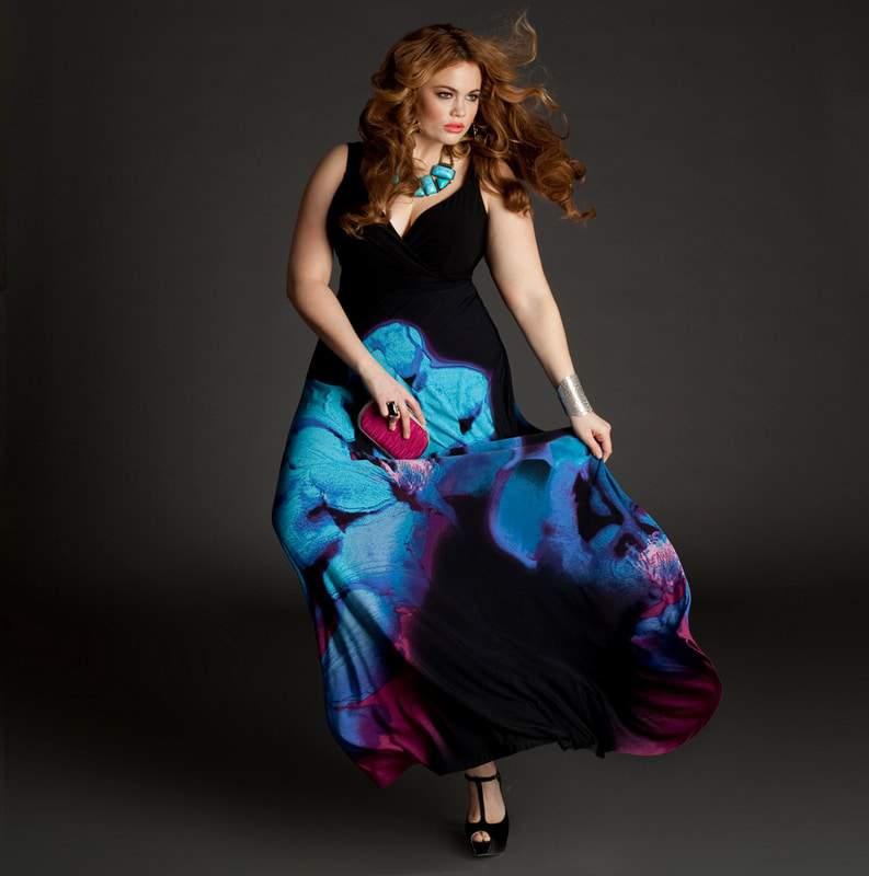 Plus Size Designer Igigi Spring Awakening Collection