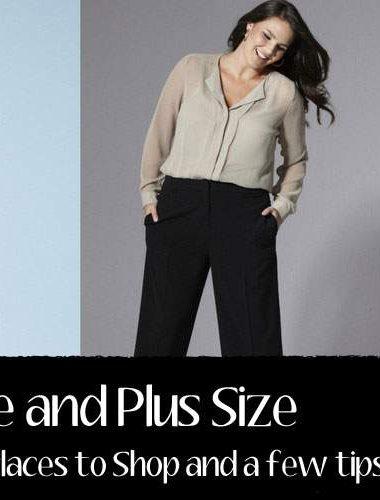 Petite Plus Sizes
