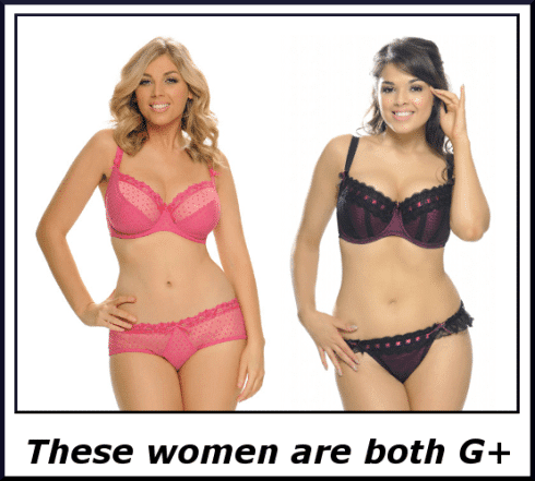 These Women are both a G+
