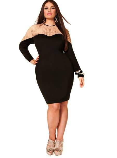 Monif C Plus sizes karen Dress