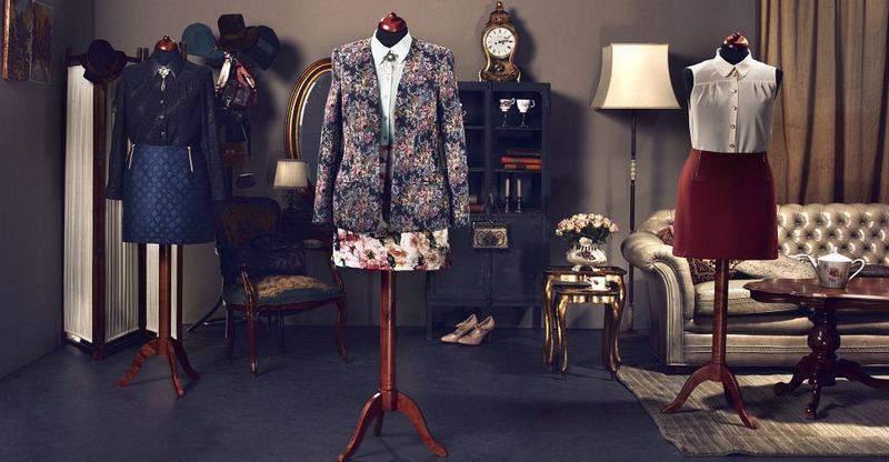 Edith Dohmen Plus size Debut Collection for the Inbetweenie