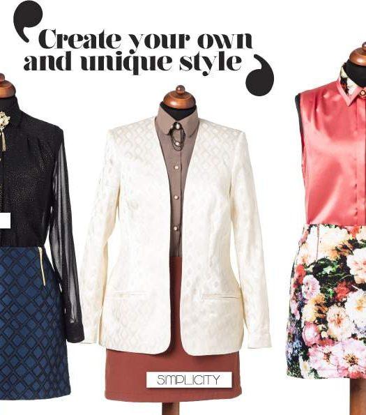 Plus size designer Edith Dohmen for the inbetweenie