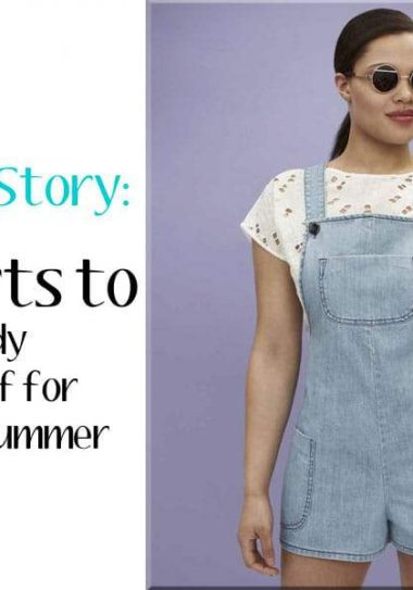 Shorts Story: 10 Plus Size Shorts to Ready Yourself for Spring and Summer
