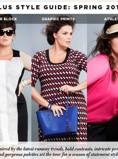 Bloomingdales Releases its Plus Size Spring 2013 Trend Guide