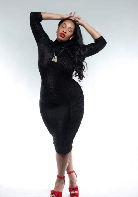 Nakimuli Curvy coke dress