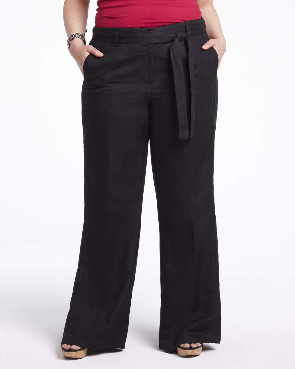 additionelle Linen Pants