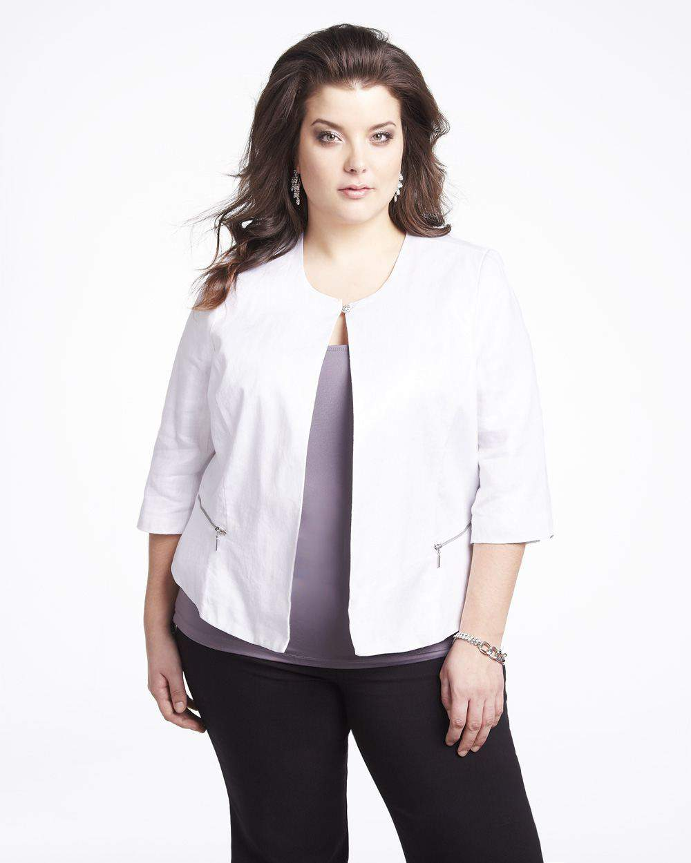 additionelle Love and Legend Linen Jacket