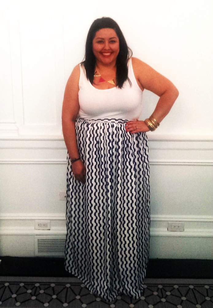 Five Looks We Love: Lane Bryant Bloggers Conference: Curves and Chaos