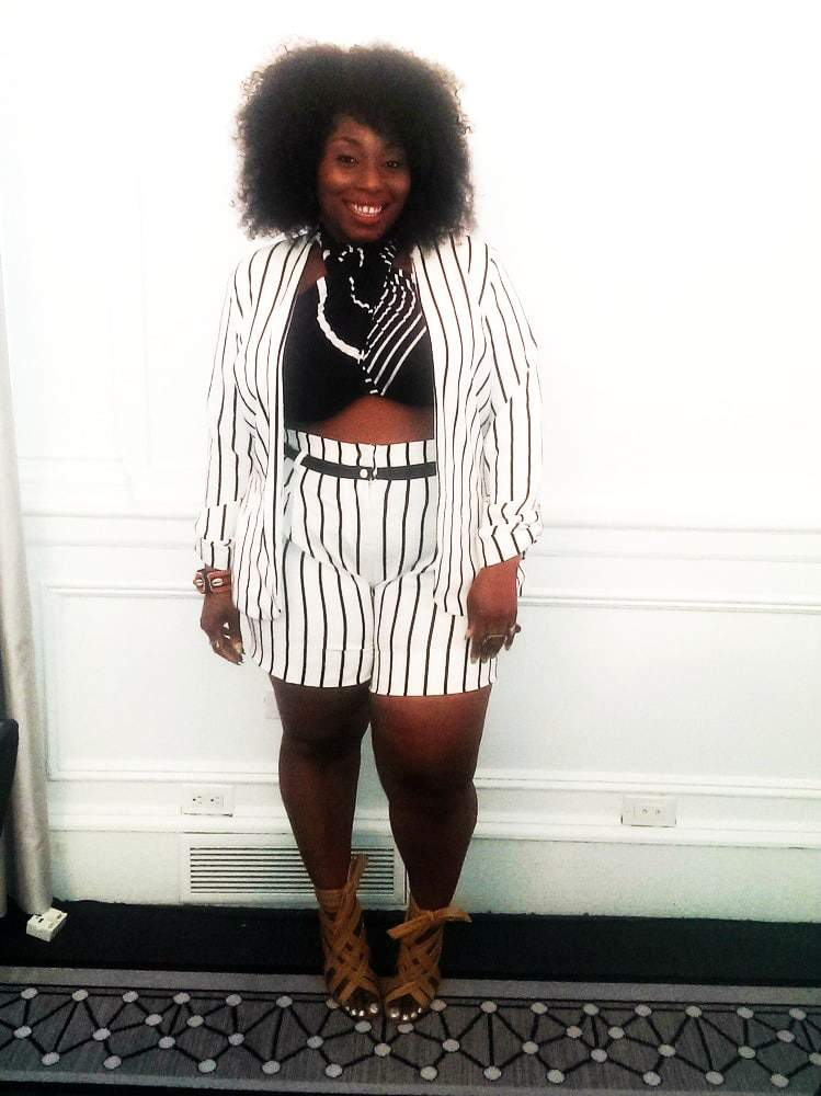 Five Looks We Love: Lane Bryant Bloggers Conference: Ivory Jinelle