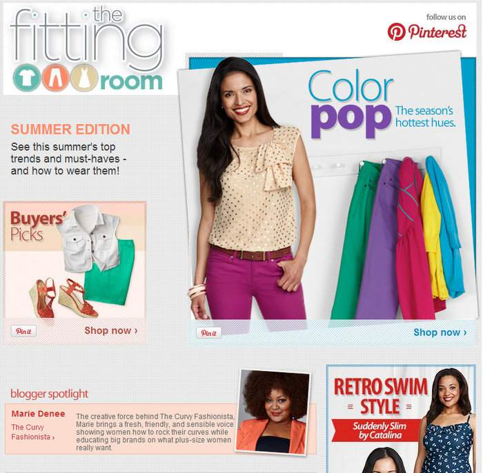 The Fitting Room with Walmart and Plus Moda