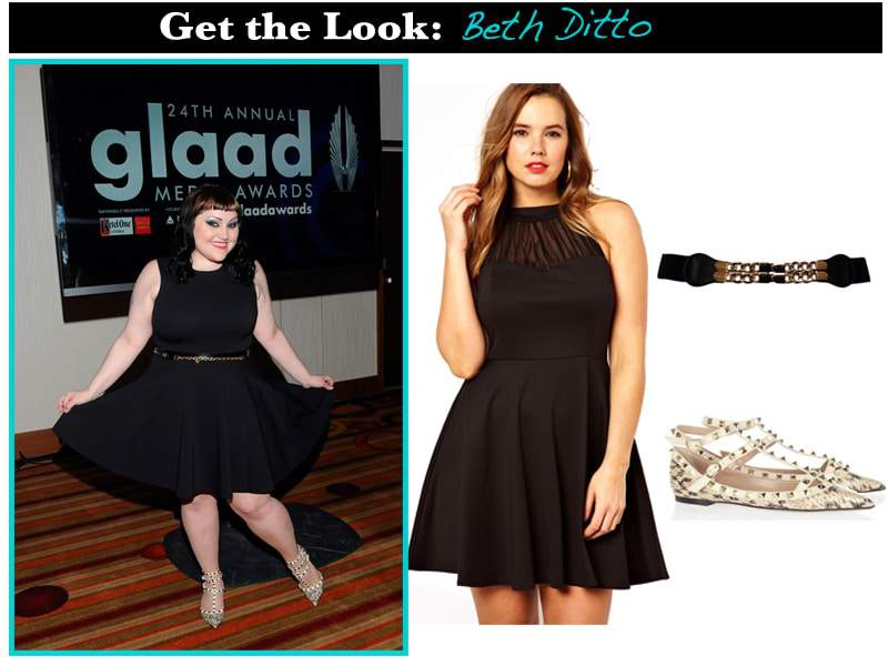 Get the look Beth Ditto