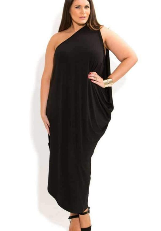 CityChic Online Plus Size Maxi Dress