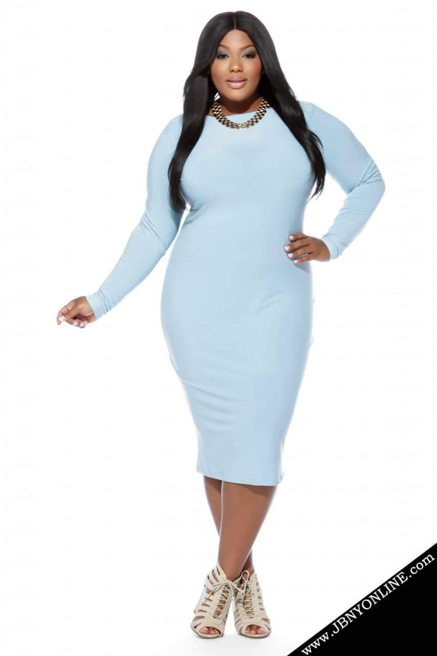 Joanne Borgella Plus Size Dress Collection- The Audrey