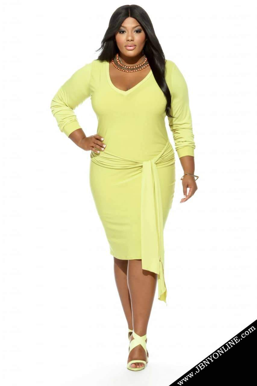 Joanne Borgella Plus Size Dress Collection- The Oh Lala