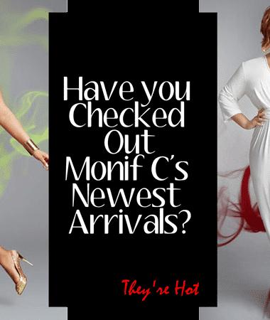 Monif C Plus Sizes July Arrivals