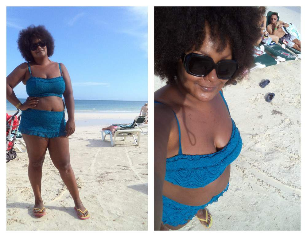 The Curvy Fashionista Plus Size Bikini Style