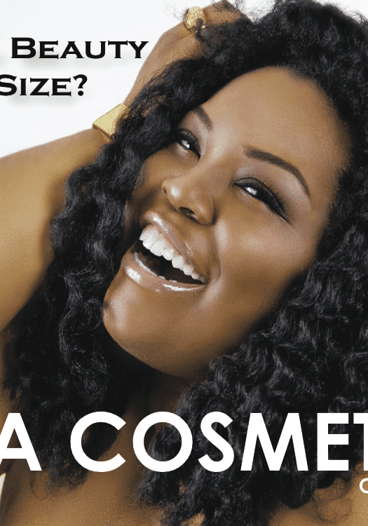 Chenese For Aida Cosmetics Confidence and Glamour Campaign