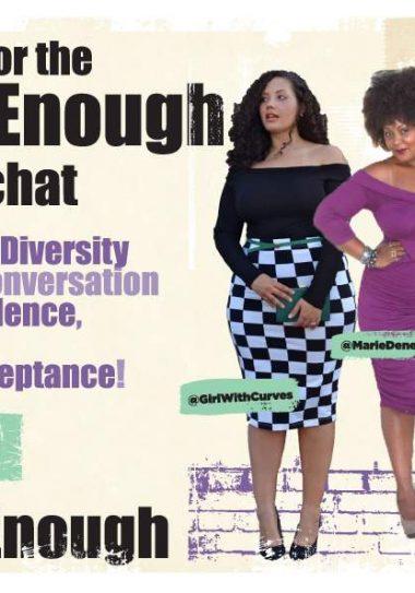 UareEnough Twitter Chat