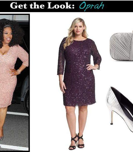Get the Look Oprah